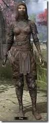 Assassin League - Female Front