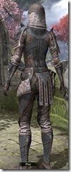 Assassin League Iron - Female Back