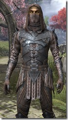 Assassin League Iron - Male Close Front