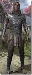 Assassin League Iron - Male Front