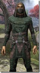 Assassins League Shirt - Male Close Front
