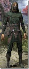 Assassins League Shirt - Male Front