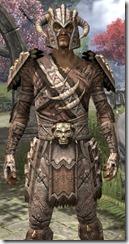 Barbaric Iron - Male Close Front