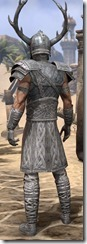 Bloodforge Iron - Male Back