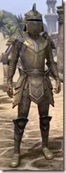 Breton Dwarven - Male Front