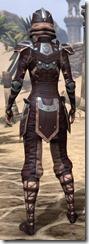 Breton Full-Leather - Female Rear