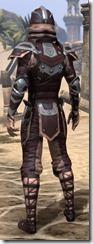 Breton Full-Leather - Male Rear