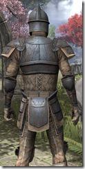Breton Iron - Male Close Back