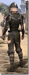 Breton Leather - Male Rear