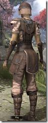 Breton Rawhide - Female Back