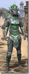 Buoyant Armiger Iron - Female Front