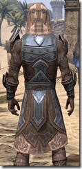 Dark Brotherhood Iron - Male Close Back