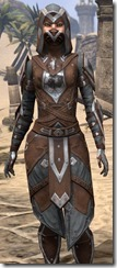 Dark Brotherhood Rawhide - Female Close Front