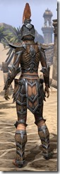 Dark Elf Full-Leather - Female Rear
