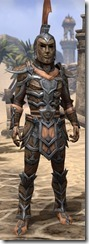 Dark Elf Full-Leather - Male Front
