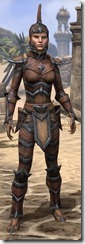 Dark Elf Hide - Female Front