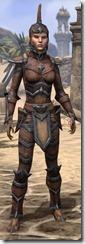 Dark Elf Hide - Female Front