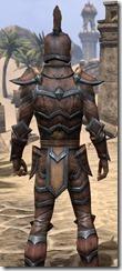 Dark Elf Hide - Male Close Rear
