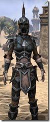 Dark Elf Leather - Female Close Front
