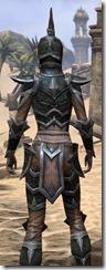 Dark Elf Leather - Female Close Rear