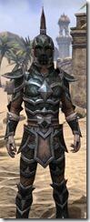 Dark Elf Leather - Male Close Front