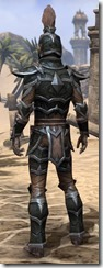 Dark Elf Leather - Male Rear
