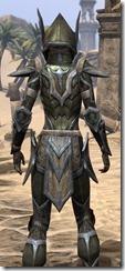 Dark Elf Orichalc - Female Close Rear