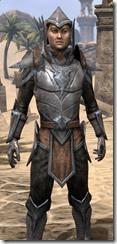 Dark Elf Steel - Male Close Front