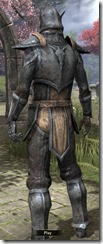 Dunmer Iron - Male Back