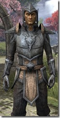 Dunmer Iron - Male Close Front
