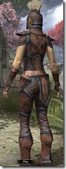 Dunmer Rawhide - Female Back