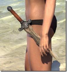 Akaviri Dwarven Dagger