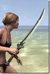 Akaviri Orichalc Sword 2