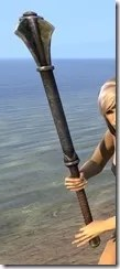 Ancient Elf Iron Maul