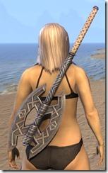 Ancient Orc Iron Battle Axe 2