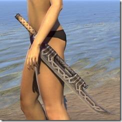 Ancient Orc Iron Sword
