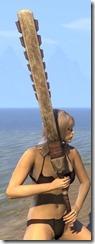 Argonian Iron Greatsword