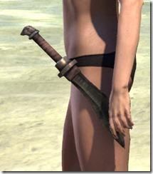 Argonian Orichalc Dagger