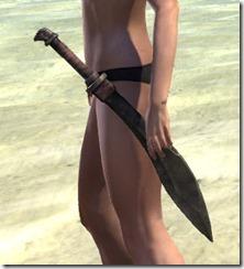 Argonian Orichalc Sword