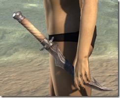 Assassin's League Iron Dagger