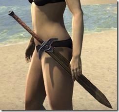 Breton Dwarven Sword