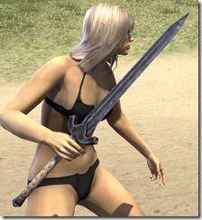 Breton Iron Sword 2
