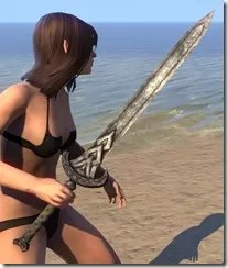 Draugr Iron Sword 2