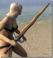 Dunmer Dwarven Sword 2