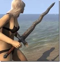 Dunmer Steel Sword 2
