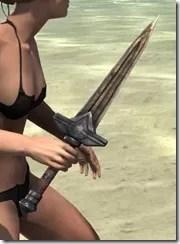 Dwemer Dwarven Dagger 2
