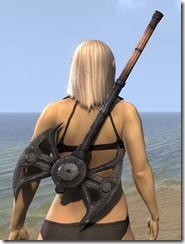 Dwemer Iron Battle Axe 2
