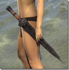 Dwemer Iron Sword