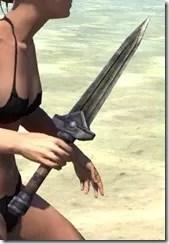 Dwemer Orichalc Dagger 2