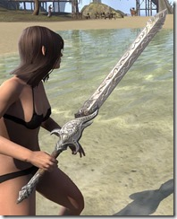 Ebonheart Pact Iron Sword 2